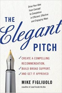 The Elegant Pitch cover