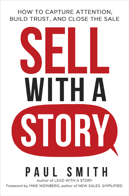 sell with a story paul smith cincinnati ohio