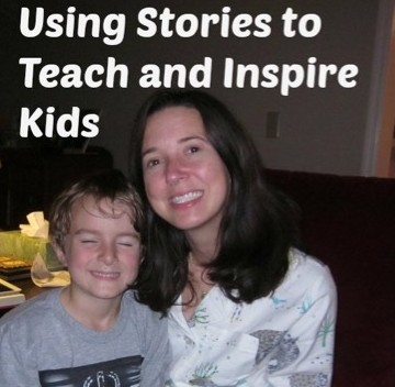 The Family Focus Blog: Using Stories to Teach and Inspire Your Children