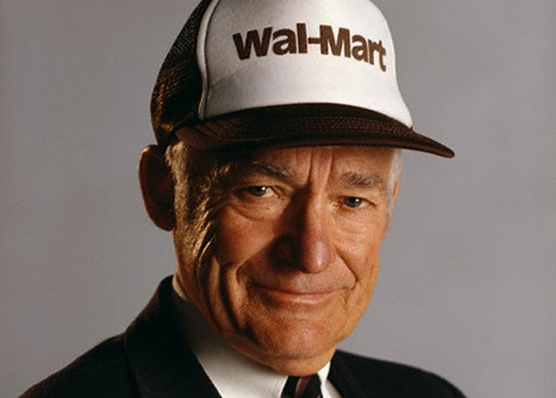 Episode 19: Five lessons from watching Sam Walton selling an ironing board cover