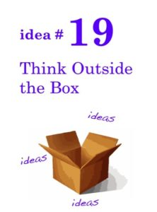 Thinking outside the box - the bus stop riddle