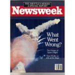 Newsweek on Challenger- What went wrong