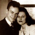 Richard and Arlene Feynman
