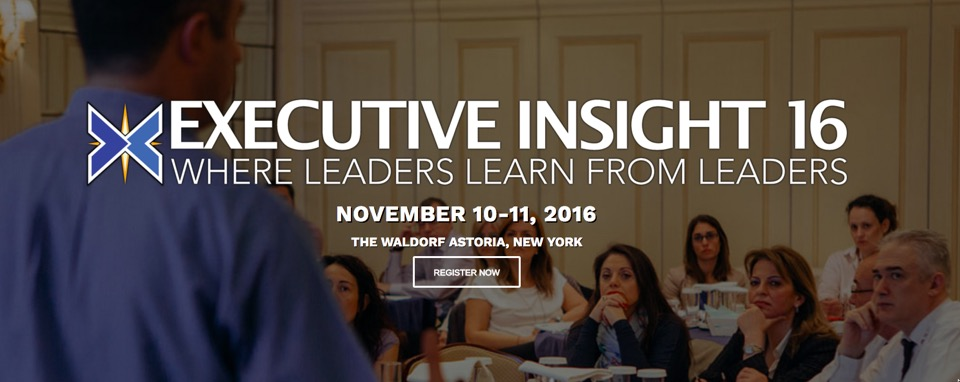 Executive Insight 16 banner