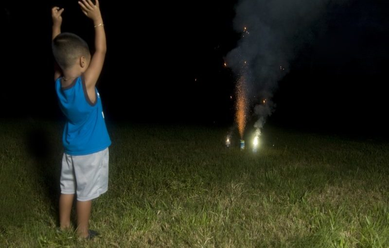 Justice, Conscience, and Backyard Fireworks: An Independence Day Ethical Dilemma