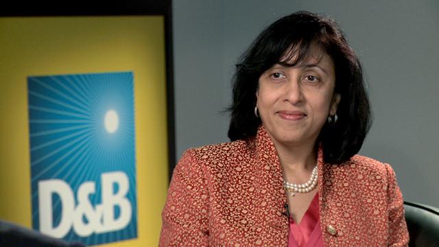 Former Dun & Bradstreet CEO Sara Mathew on Leadership, Integrity, Courage, and Humility