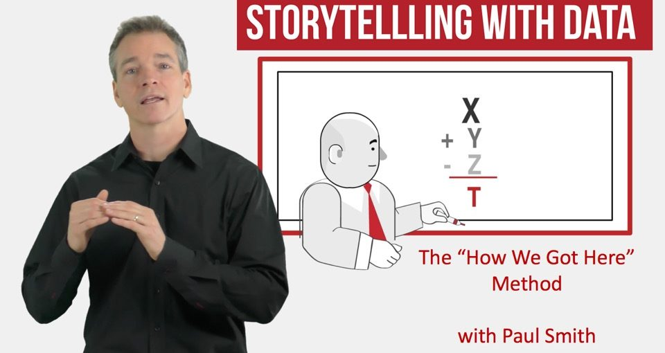 "A 6-Minute Guide to Storytelling with Data: The ""How We Got Here"" Method"